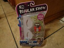 CARTOON NETWORK--REGULAR SHOW--RIGBY FIGURE (NEW) TOYS R US EXCLUSIVE