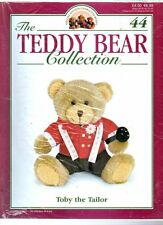 The Teddy Bear Collection Magazine - Issue.44, Toby the Tailor