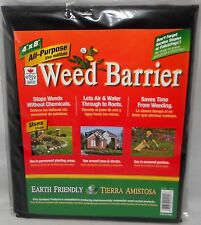 WEED BARRIER 4' x 8'  All-Purpose  Saves Time From Weeding