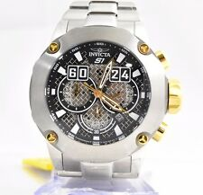 Invicta Men's 19429 S1 Rally Stainless Steel Watch Gold Tone Chronograph