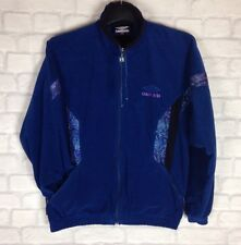 URBAN RENEWAL 90s UMBRO COAT JACKET TRACKSUIT TOP VINTAGE RETRO SPORTS UK M