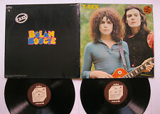 2LP T-Rex - Same / Bolan Boogie - Get It On Jeepster Hot Love The Wizard Suneye