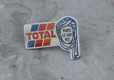 Pin's Total paris-Le Cap 1992