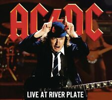 AC/DC CD - LIVE AT RIVER PLATE [2 DISCS](2012) - NEW UNOPENED - ROCK METAL