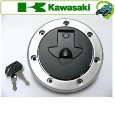 NEW FUEL PETROL GAS CAP 2 KEYS ON KAWASAKI MOTORCYCLE ZX750K1 (ZXR750R) ZX750 K1