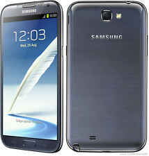 "5.5"" Samsung Galaxy NoteII GT-N7100 16GB  Android Libre TELEFONO MOVIL NEGRO"