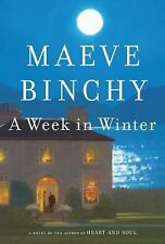 A Week in Winter by Maeve Binchy (2013, Paperback)