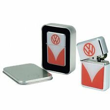 Official Funky Retro Red VW Campervan Wind Resistant Cigarette Lighter - Boxed