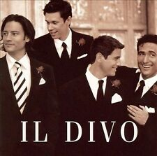 Il Divo by Il Divo (CD, Apr-2005, Columbia (USA))