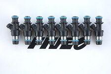 8 72lb 70lb 740cc 5.3 4.8 6.0 8.1 V8 Fuel Injector Set Flow Matched E85 MTBE NEW