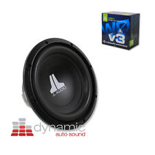 "JL AUDIO 10W0v3 Car Subwoofer 10"" SVC 4-Ohm 300W Sub 10W0v3-4 Woofer New"