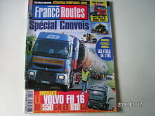 **a France Routes n°256 Iveco Stralis AT440 S 43 / Evasion Japon / Volvo FH 16