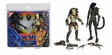 NECA ALIEN vs PREDATOR 2-PACK w/ DARK HORSE MINI COMIC 1994 KENNER - IN STOCK