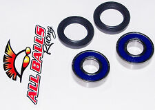 1982-1983 Honda Atc200e Big Red 200 All Balls Front Wheel Bearings Seals 25-1317
