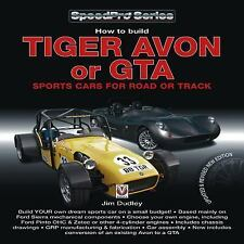 SpeedPro: How to Build Tiger Avon or GTA Sports Cars for Road or Track :...