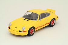 Porsche 911 Carrera 2.7 Rs 1973 Yellow 1:24 Model 24011 EBBRO