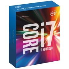 Intel Core i7-6700K / 4 GHz - 8 MB cache