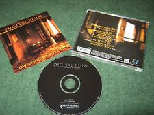 Dwelling in the Out by Digital Ruin (CD, Jan-2000, Inside Out Music)