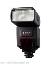 Sigma EF 610 DG ST Electronic Flash for Nikon SLR Cameras- EX DEMO