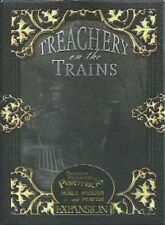 PROFESSOR PUGNACIOUS TREACHERY ON THE TRAINS EXP BRAND NEW & SEALED CLEARANCE!!
