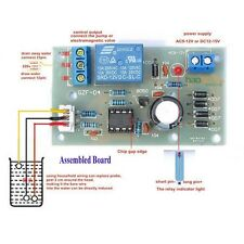Liquid Level Controller Sensor Module Water Level Detection Sensor pressure 12V