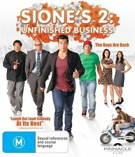 Sione's 2 - Unfinished Business (Blu-ray, 2012) NEW & SEALED