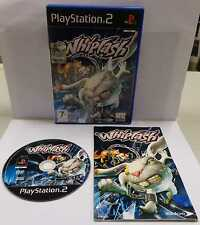 SONY Console Gioco Game Playstation 2 PS2 Play PAL ITALIANO - WHIPLASH - Eidos -