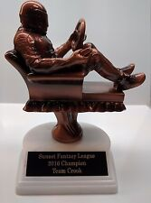 Fantasy Nascar Racing Trophy - Champion - Economy Trophy - ENGRAVED FREE