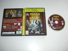 SAM & and MAX - SEASON ONE - Episodes 1-6  Pc DVD Rom CL FAST POST