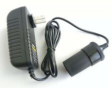 Garmin DC30 AUTO Car Charger Converter to wall charger DC to AC Adapter