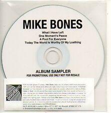 (906D) Mike Bones, What I Have Left - DJ CD