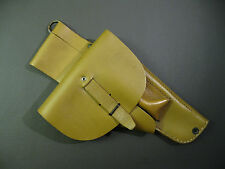 FRENCH ARMY leather MAB pistol holster Indochina Algeria TAP-46