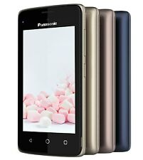 Panasonic T44 Smartphone /1GB RAM / 8GB ROM / 5 MP Camera 2400mah Battery (GOLD)