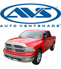 AVS 622004 Aeroskin Bug Shield Chrome Hood Protector 2009-2017 Dodge Ram 1500
