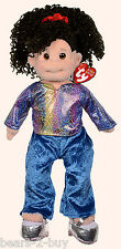 NEW TY Large Bopper Jammin Jenna RARE Soft Play Doll Ideal Party Girl Gift