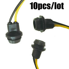 10pcs lot T10 Socket Rubber Extention Wiring Plug Connector for T10 Lights
