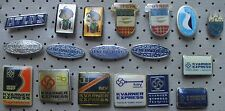 LOT 18 pin badge TOURISM Tourist travel agencies ex-Yu Yugoslavia