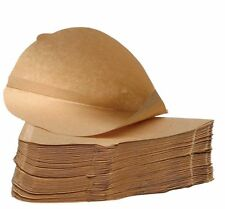 80 Filter Paper for Coffee Dripper Pot Unbleached Maker Replacement