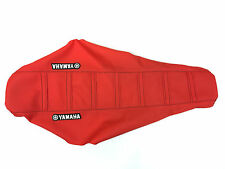 New Yamaha Red Ribbed Seat Cover YZ250F 2010-2012