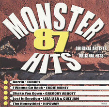 Monster 87 Hits, Various Artists, Good