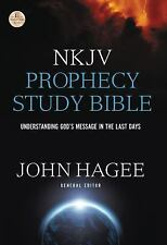 NKJV Hagee Prophecy Study Bible : Understanding God's Message in the Last...