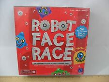 NEW! SEALED! ROBOT FACE RACE BOARD GAME - EDUCATIONAL INSIGHTS - FREE SHIPPING