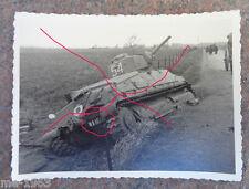 original  Foto   Frankreich  1940 Somua  Panzer