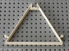 Cadre pour tente LEGO Belville Tent Frame Triangle ref 30108  Set 5846 5854 5847