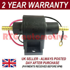 12V électrique universel essence diesel fuel pump facet Posi Flow Style Voiture Van