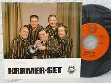 """7""""  KRAMER-SET - White Angels / Mountain-Trompeters  Schweizer Privatpressung"""