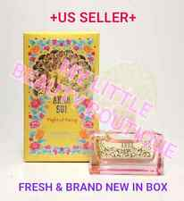 Anna Sui FLIGHT OF FANCY eau de Toilette Miniature Coffret 4ml / 0.14 oz BNIB
