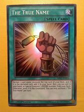 The True Name *Super Rare* -YuGiOh- Millennium Millenium Pack