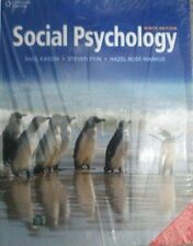 Social Psychology, 9th int'l ed by Saul Kassin, Steven Fein