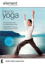 Element: Intro to Yoga NEW DVD introduction vinyasa tone muscle release tension